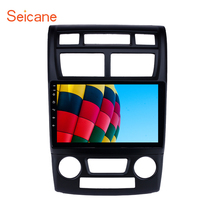 Seicane 9″ 2din Car multimedia Palyer For KIA Sportage Auto A/C 2007-2017 2.5D screen Android 8.1 GPS Navi Bluetooth Car Radio