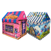 Tent KIDs play house toy indoor baby tent girl princess room boy small for gifts