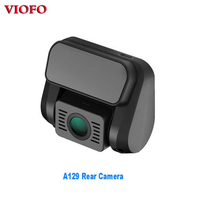 Original VIOFO A129 Rear Camera for A129 Duo Full HD 1080P Dash Camera DashCam With For Sony Starvis Image Sensor