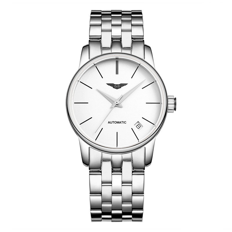 GUANQIN GJ16032 watch women luxury brand Japan MIYOTA mechanical watch leather automatic ultra-thin watch female watch couple guanqin gj16056 watch women luxury brand japan miyota mechanical watch leather automatic ultra thin watch female watch couple
