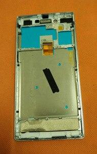 """Image 3 - Écran LCD dorigine utilisé + écran tactile + cadre pour CUBOT X11 MTK6592 Octa Core 5.5 """"HD 1280x720 livraison gratuite"""