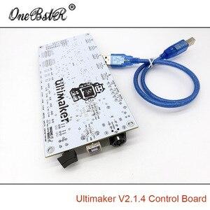 Image 3 - لوحة تحكم للطابعة, لوحة تحكم 2 Ultimaker V2.1.4 الأجيال الانتهاء من مجلس UM2 أجزاء طابعة ثلاثية الأبعاد إمدادات خاصة شحن مجاني