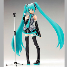 14cm Volcaloid Hatsune Miku Figma 014 PVC Action Figure Collectible Toy Model Doll