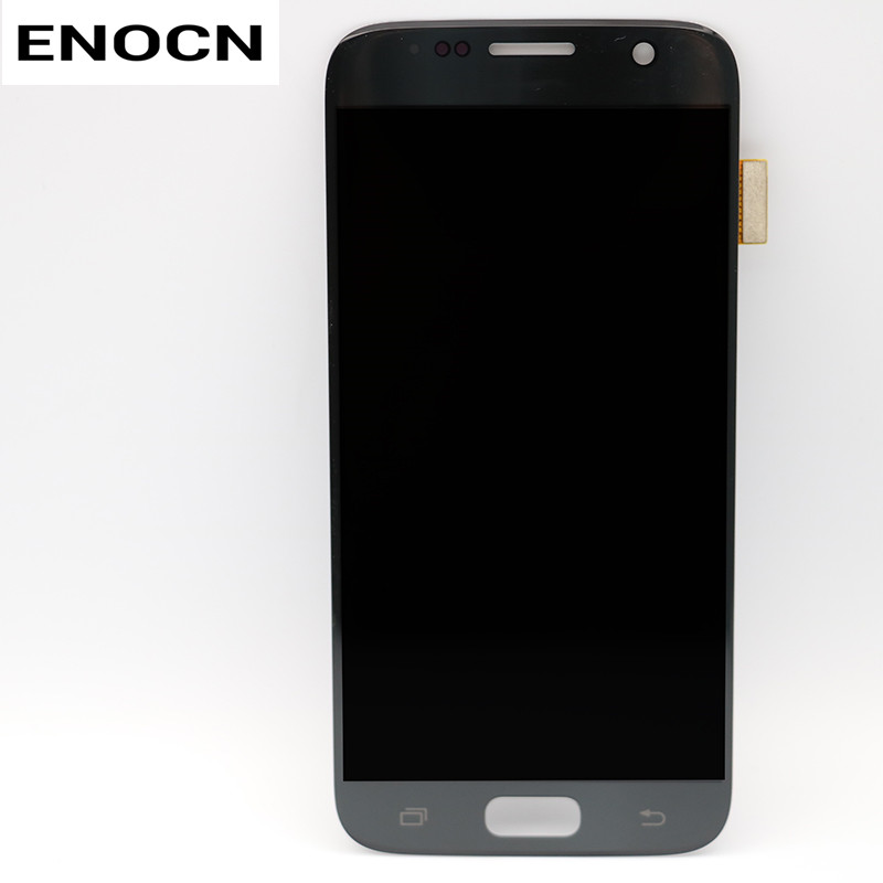 ORIGINAL 5.1'' LCD Replacement for <font><b>SAMSUNG</b></font> <font><b>Galaxy</b></font> <font><b>S7</b></font> <font><b>Display</b></font> G930 G930F Touch Screen Digitizer <font><b>Assembly</b></font> free shipping image