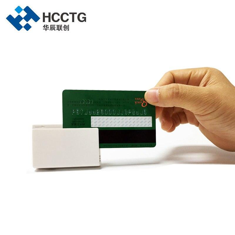 IOS/Android EMV MSR + Contact IC Puce Balayage De Carte de Crédit Machine Avec Bluetooth MPR100