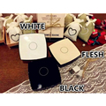 Design Luxury Brand CC makeup Mirror Power Bank 3000mAh For Iphone 6 6s plus 5s External Battery Charger for Samsung Galaxy
