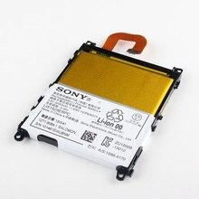 Оригинальный Sony мобильного телефона L39H Батарея для Sony Xperia Z1 L39H C6903 L39T L39U C6902