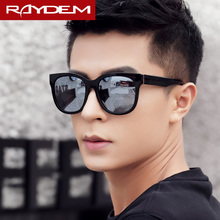 2017 Sale Adult Rectangle Men New Retro Frame Polarized Sunglasses Glasses Female Male Drive Long Face With Myopia Trendsetter