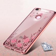 luxury soft tpu phone back cover case