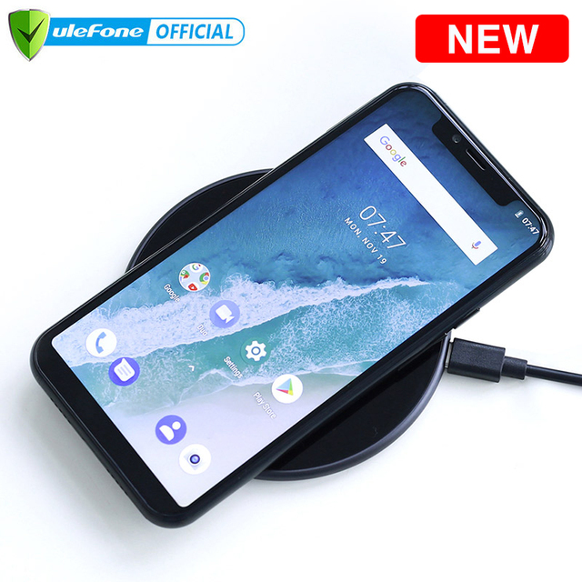 Original Ulefone UF002 10W Wireless Fast Charger For iPhone X/XS Max XR 8 8 Plus Samsung S8 S9/S9+ Note 9 Phone Wireless charing