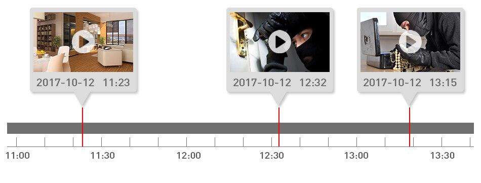 Hiseeu  P2P 8CH 16CH CCTV NVR Camera Video Recorder 21