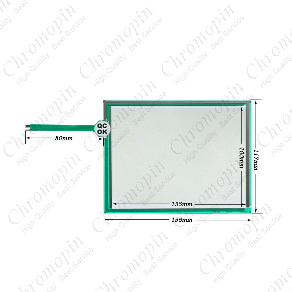 Touch screen for ABB DSQC 679 FlexPendant