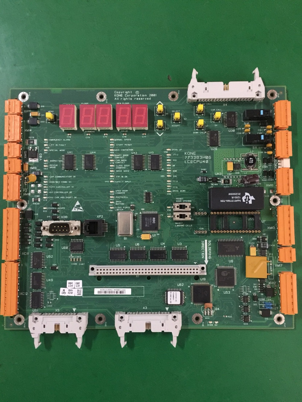Elevator new  motherboard  773383H06D  module|Building Automation| |  - title=
