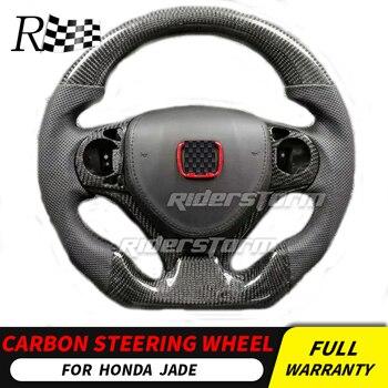 Per honda Giada Volante In Fibra di Carbonio Per Universale Sostituire pulsante di controllo del volante paddle shifter per honda sterzo