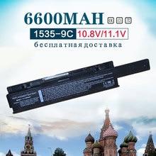 Golooloo 11.1v 6600mAH Battery For Dell Studio 1558 1535 1536 1537 1555 1557 312 0701 312 0702 KM958 KM965 MT264 WU946