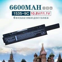 Golooloo 11.1v 6600mAH סוללה עבור Dell Studio 1558 1535 1536 1537 1555 1557 312 0701 312  0702 KM958 KM965 MT264 WU946
