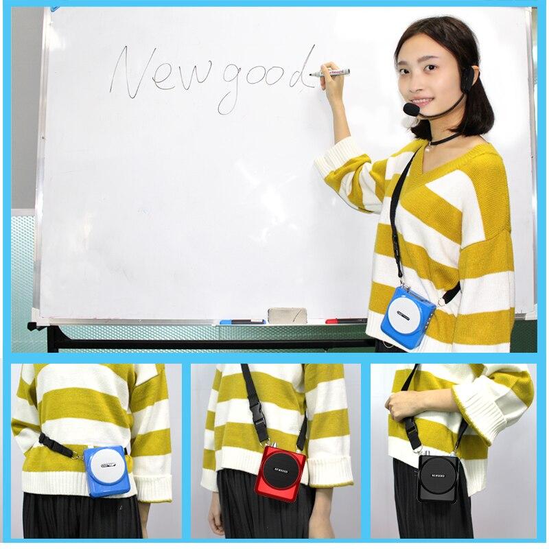 Profesionalno prijenosno glasno pojačalo Megaphone pojačalo s - Prijenosni audio i video - Foto 6