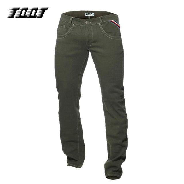 TQQT heavyweight pants winter full length pants straight sofetener material slim pants colored straight pants 5P0601