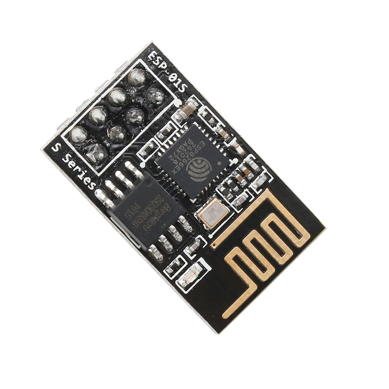OOTDTY New ESP-01S 8266 Serial to WIFI Wireless Transceiver Module Send Receive AP STA esp 13 esp8266 serial wifi wireless transceiver module