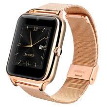 Heißer verkauf! Bluetooth SmartWatch Smart Uhr mit Herzfrequenz SIM Karte TF mp3 mp4 Kompatibel Armbanduhr mit Apple und Android NFC