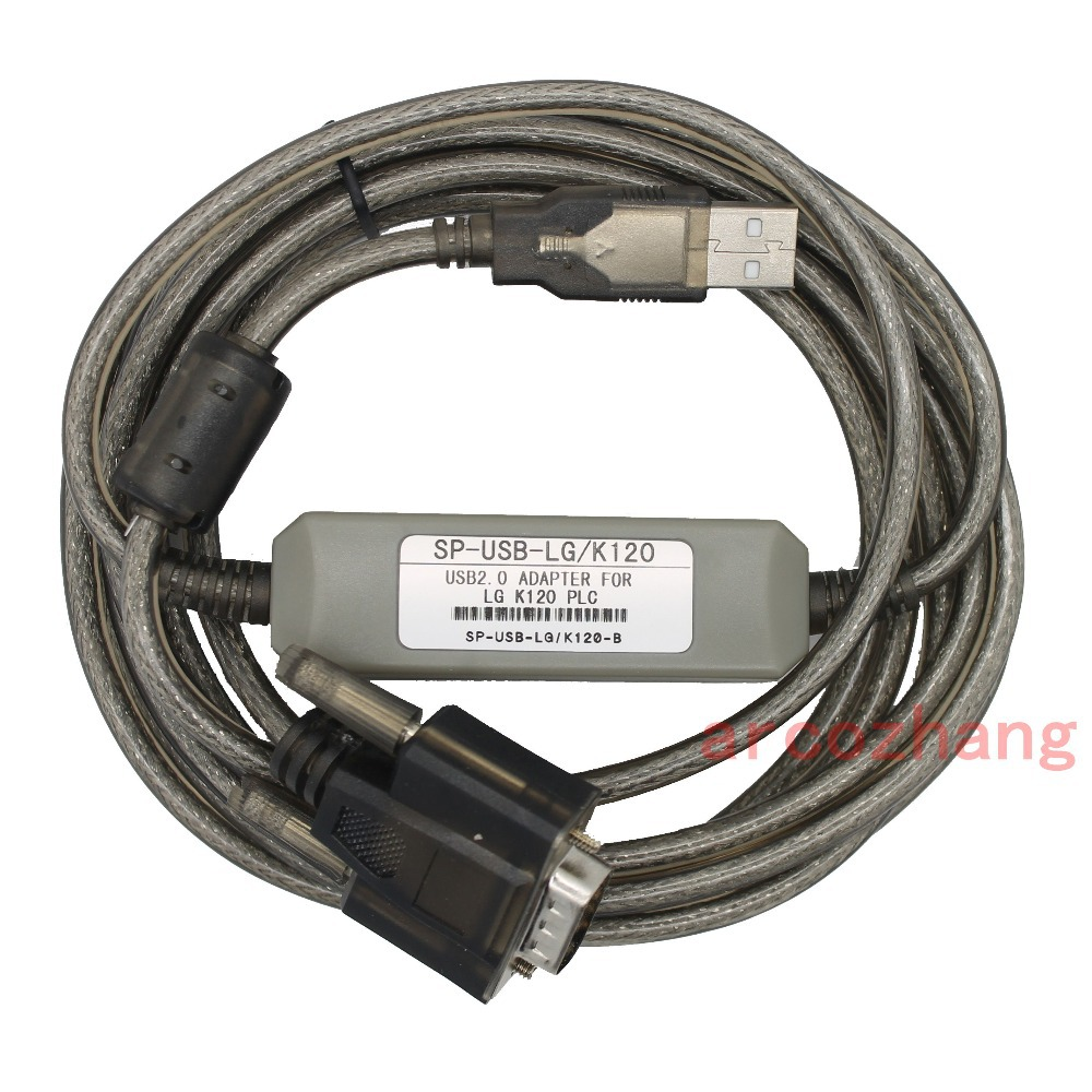 USB-LG Programming Cable for  K120 K80 series,Support WIN7
