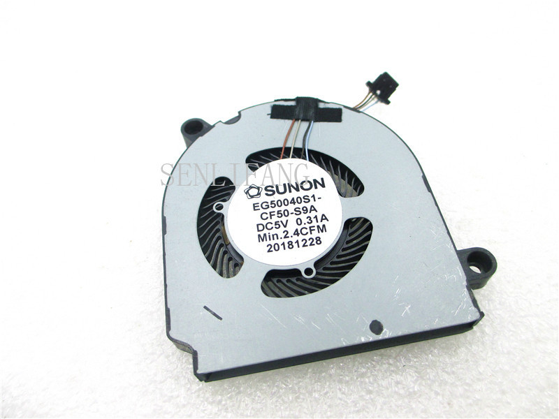 For Laptop Cpu Fan  EG50040S1-CF50-S9A 023.100EP.0011 KC1WR