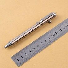 Стилус из титанового сплава модный серебряный инструмент для