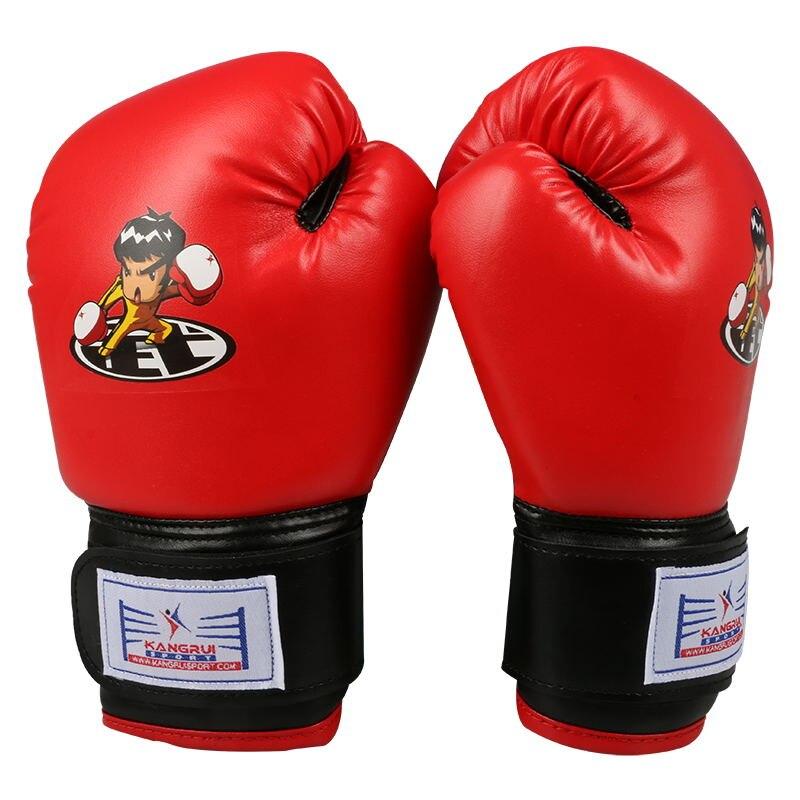 PU Kids Kinderen Cartoon bokshandschoenen Trainingsleeftijd 4-13 jaar - Sportkleding en accessoires