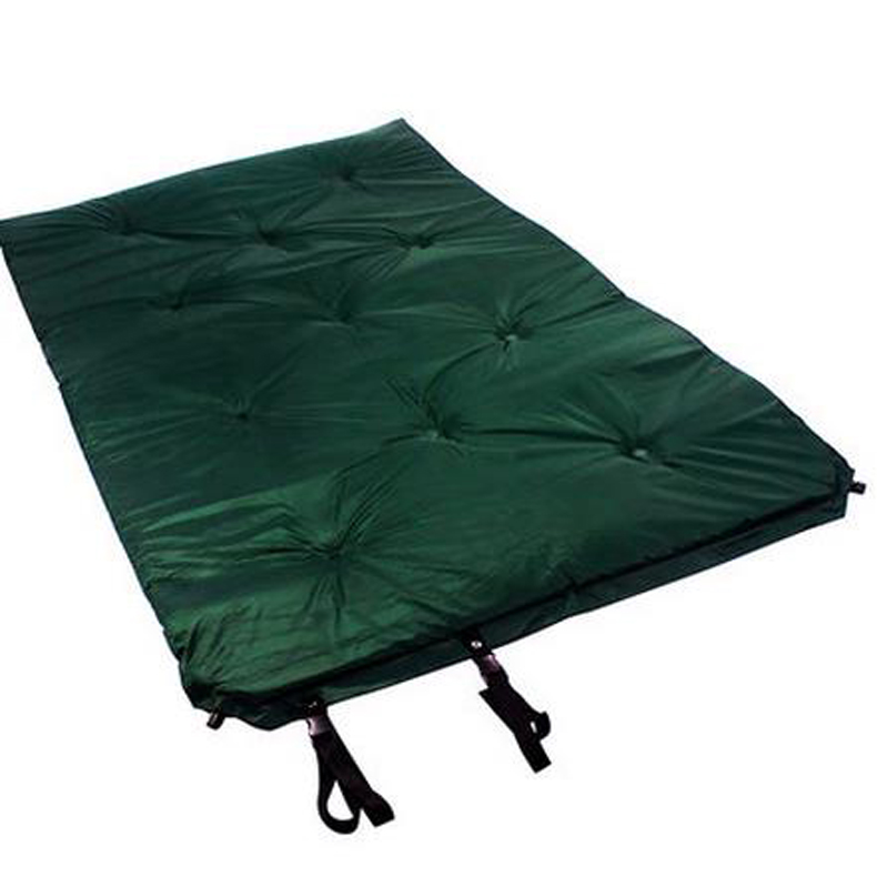 Automatic Inflatable Double Mattress Cushion With Thick Moistureproof Mat Household Outdoor Camping Tents