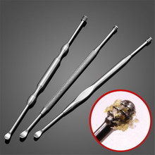 Portable Stainless Steel Earwax Cleaner Smart Ear Wax Removal Tools Wonder Soft Earpick Ear Care Cleaner 1PCS(China)