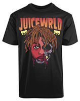 Juice Wrld 999 T Shirt Abstract Funny Stylish Shirt Fashion T shirt men casual top