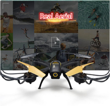 Set attitude hold WIFI FPV RC drone D61-WG 2.4G 6 axis healess mode remote control helicopter quadcopter toy With Wifi HD Camera