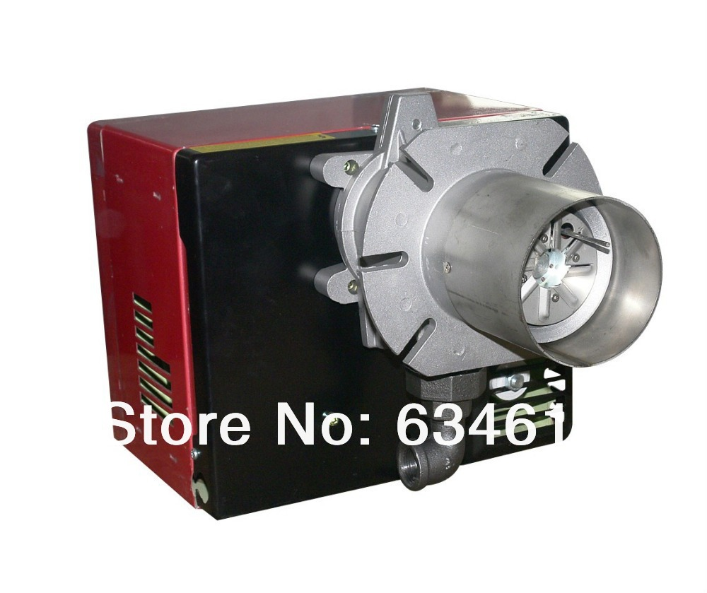LPG / NG Gas Fire Burner Industrial Oven Fast Heater One Stage Burner