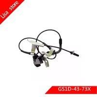 ABS sensor de Velocidade Da Roda Para Mazda 6 (2009 2012) GS1D 43 73X GS1D 43 70X GS1D 43 72Y GS1D 43 71Y Sensores ABS     -