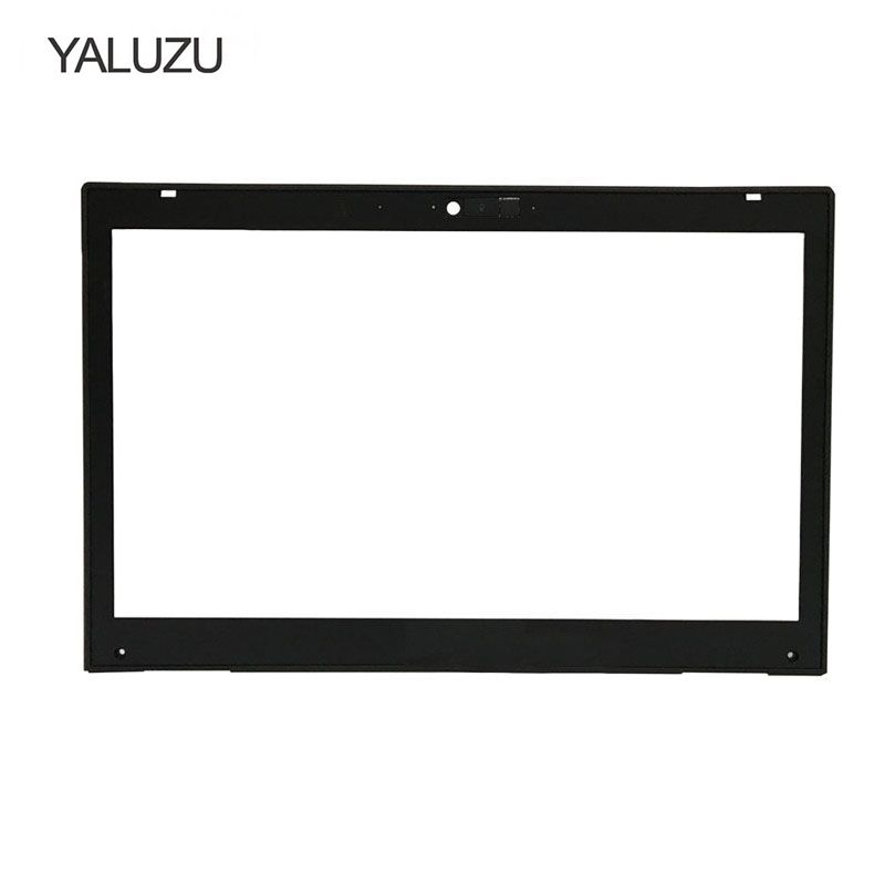 YALUZU New Display Bezel Lcd Front Bezel Assembly For HP For EliteBook 8460P 8460W 8470P 8470W Laptop LCD Front Bezel Cover new laptop lcd display front screen back cover bezel