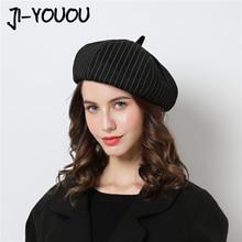 Mulheres Boinas Hat Para O Inverno Feminino peaky blinders Chapéus de  Algodão Tampas boina Do Vintage 7f07e8a082c