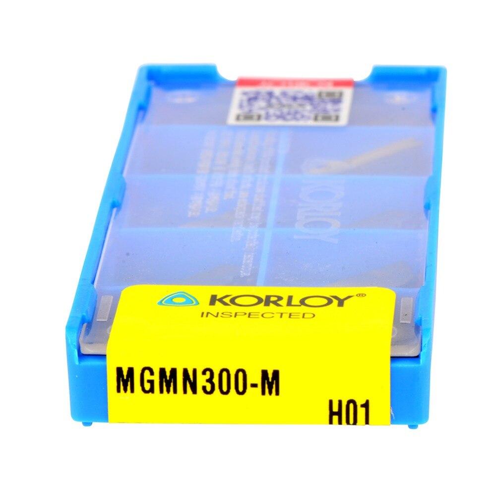 Tasuta saatmine MGMN300-M kahe otsaga CNC-lõikeline Korloy - Tööpingid ja tarvikud - Foto 3