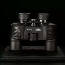 High times HD 8X40 waterproof bak4 prism binoculars telescope hunting tourism optical outdoor sports binoculars for hunting