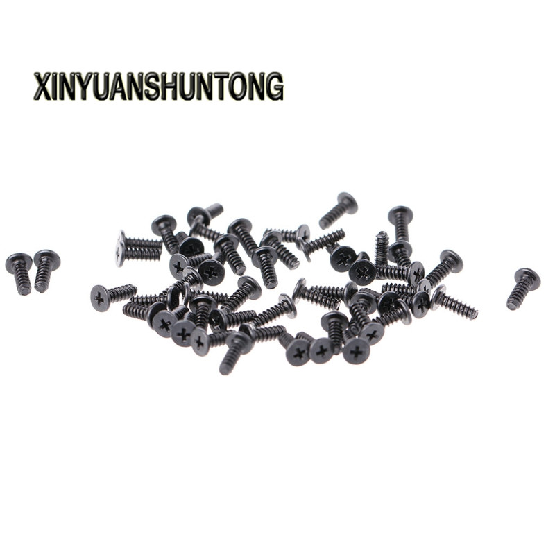 XINYUANSHUNTONG Game Accessory 50Pcs/Set Philips Head Screws Replacement For PS4 Controller