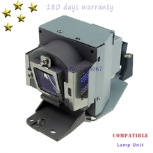Replacement lamp with housing VLT-EX320LP for Mitsubishi EW331ST EW331U EX320ST EX320U EX321 EX321U 180 days warranty