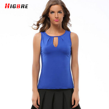Summer Hollow Out Shirt Casual Loose Vest Top Large Size White/black Korean Shirt V Neck Tank Tops Women Sleeveless Crop Mujer