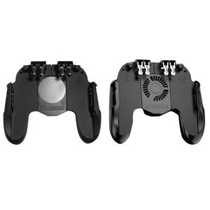 Image 5 - H9 Mobile Phone Gamepad for Pubg Joystick Hand Grip Free Fire Button for Pubg Controller L1R1 Trigger for Pubg Game Accessories