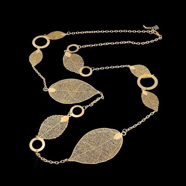 Купить chicvie винтажные длинные массивные ожерелья золотого цвета картинки