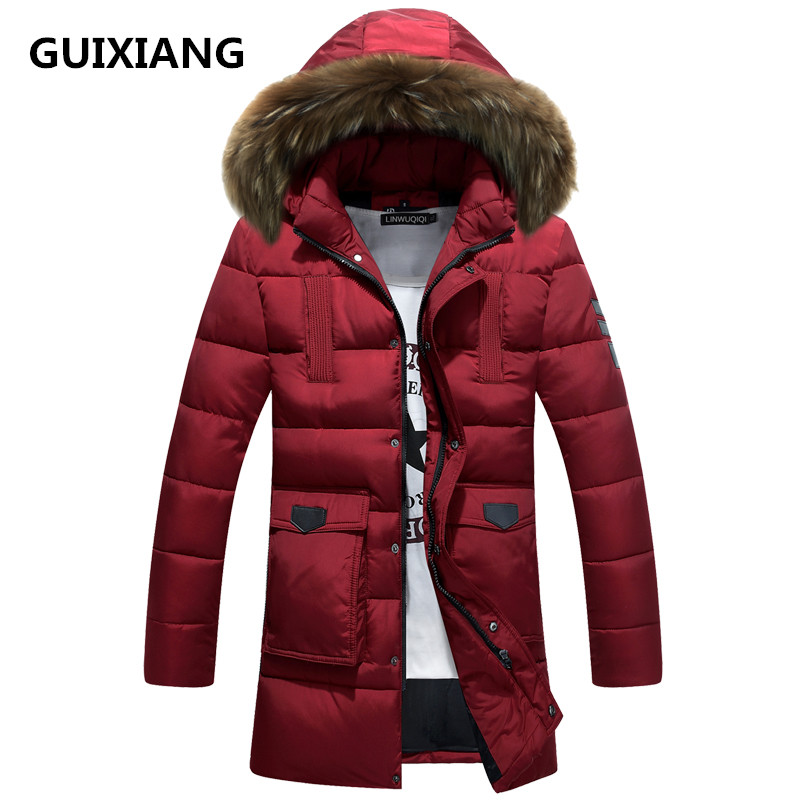 2017 winter new style men's fashion casual Parkas classic cotton wadded jacket men Hooded winter jackets Free shipping those days free shipping 2015 new men england style fashion autumn winter thermal gentle yuppies slim casual wadded jacket down