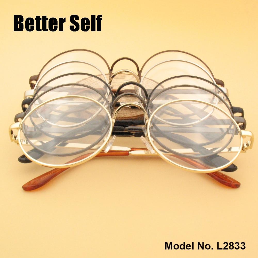 Kacamata bulat, Lebih baik stok diri L2833 kacamata Rim penuh, - Aksesori pakaian - Foto 5
