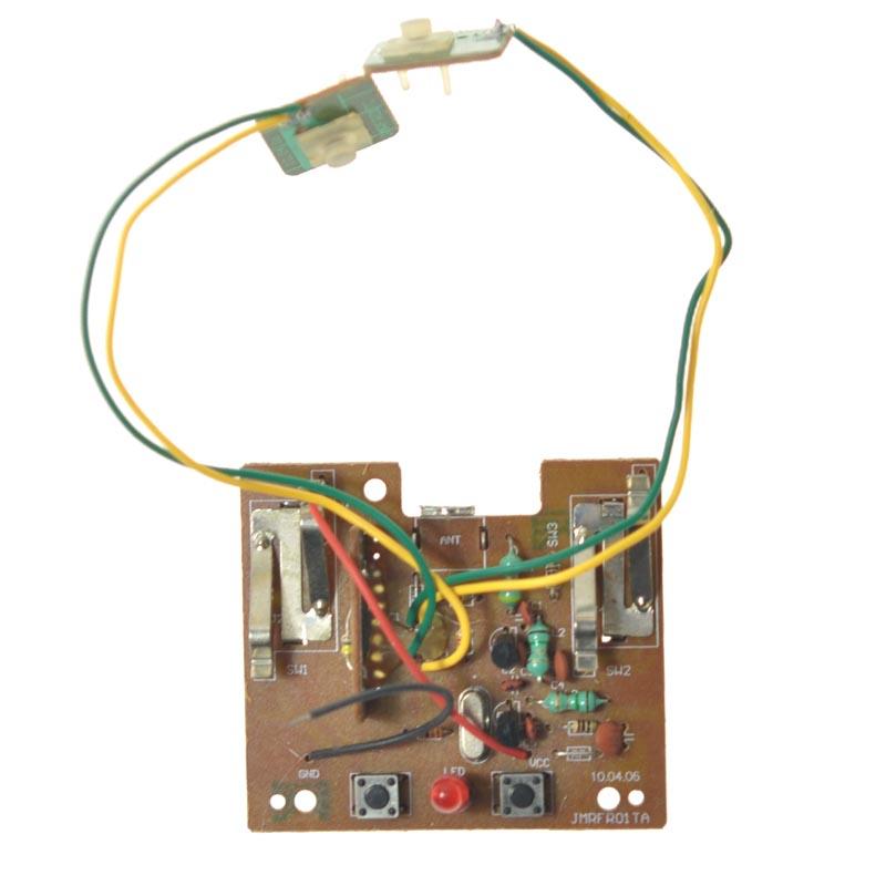 Remote Control Car Circuit Board 6 Channel Remote Control 6v