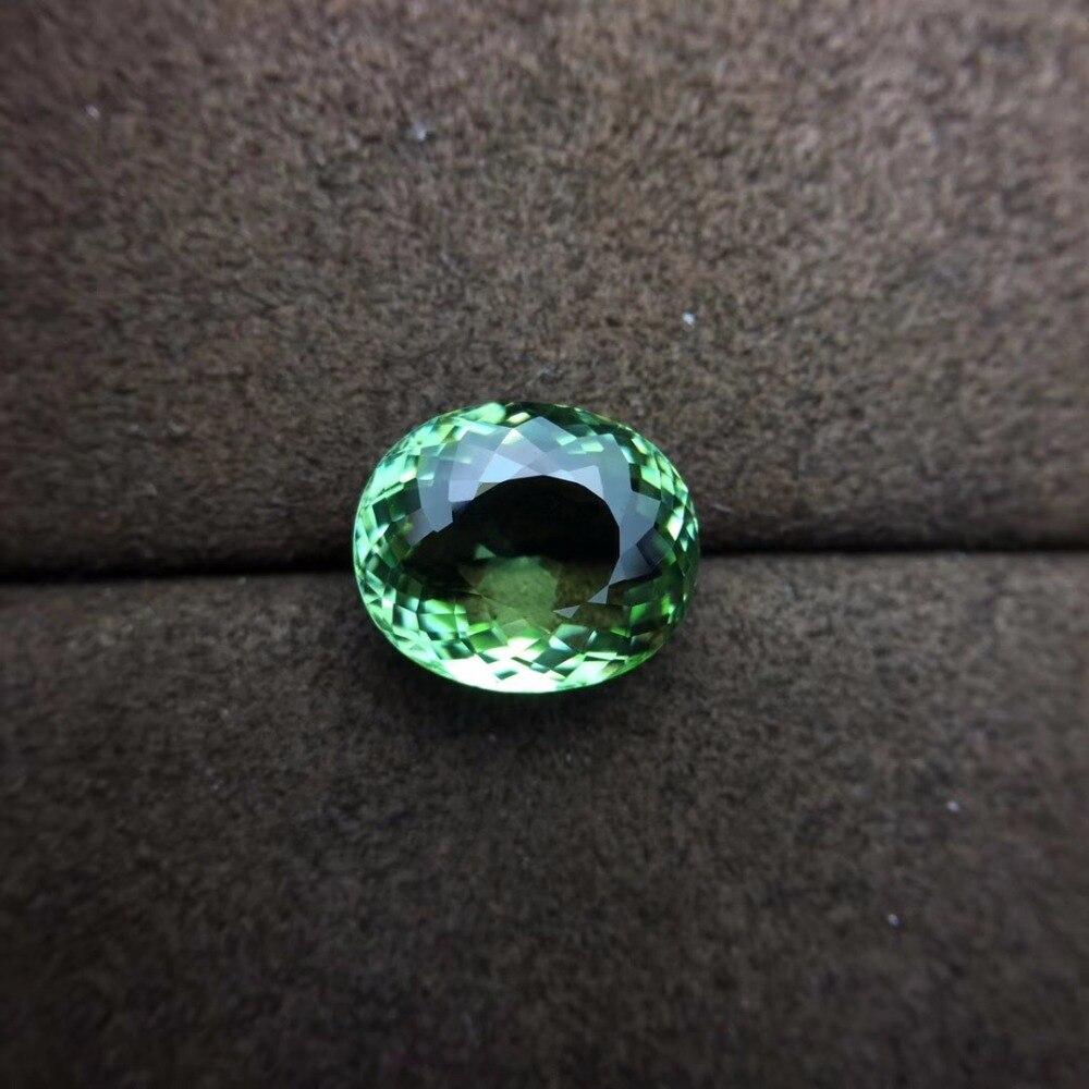 5.21ct Natural Green Tourmaline Gemstones Loose Stones Loose Gems 5.21ct Natural Green Tourmaline Gemstones Loose Stones Loose Gems