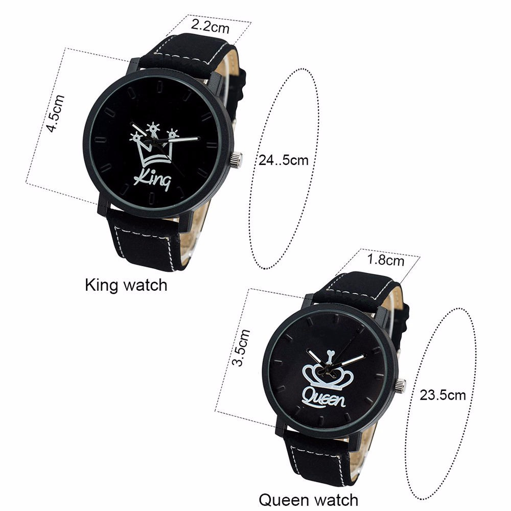 Image result for king and queen watch