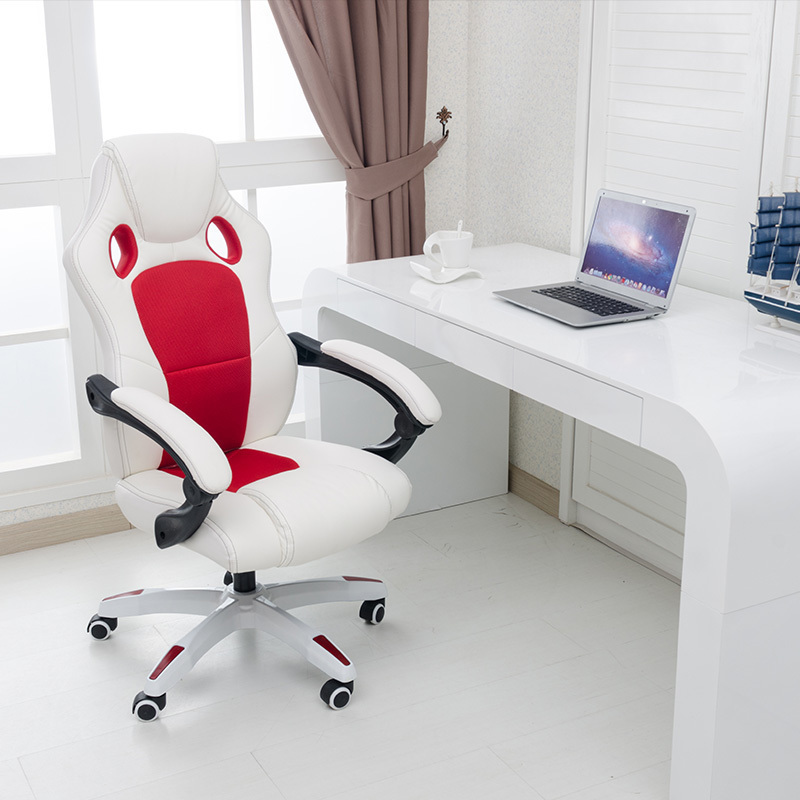 Computer European Chair To Work In An Office Competition Game Household Comfortable Can Deck Bow Swivel Cadeira Sillas Fauteuil(China)