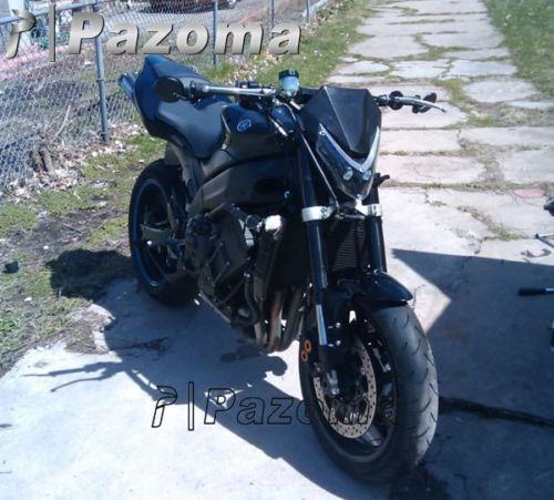 Pazoma New Street Fighter Bike Motorcycle Universal Dirt Bike Led